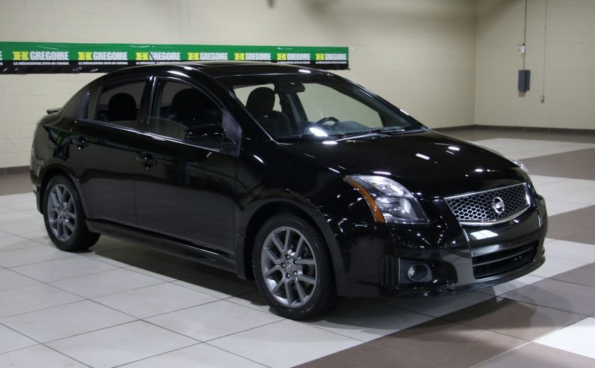 2010 Nissan Sentra SE-R AUTO A/C TOIT MAGS CAMERA RECUL #0