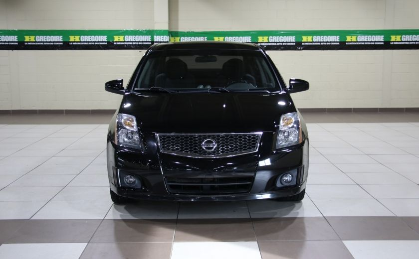 2010 Nissan Sentra SE-R AUTO A/C TOIT MAGS CAMERA RECUL #1