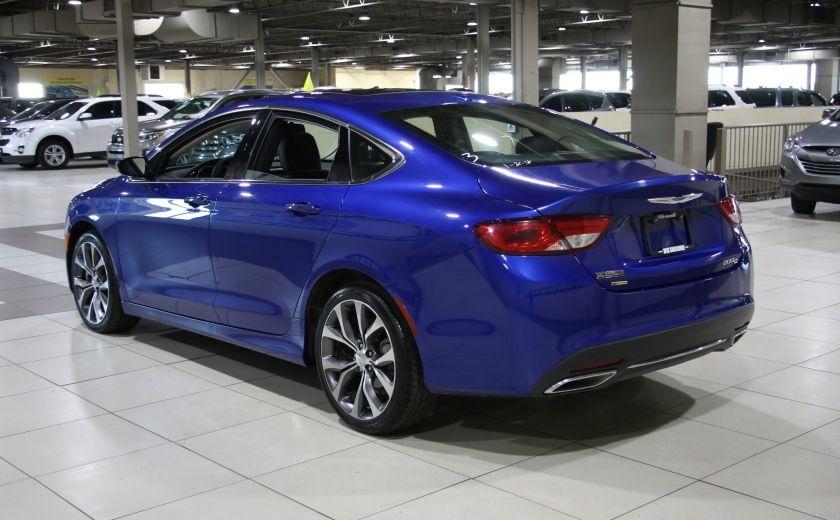 2016 Chrysler 200 C A/C CUIR TOIT PANO MAGS BLUETOOTH CAM.RECUL #4