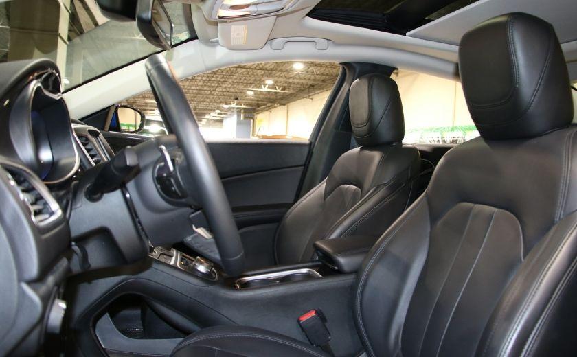 2016 Chrysler 200 C A/C CUIR TOIT PANO MAGS BLUETOOTH CAM.RECUL #9