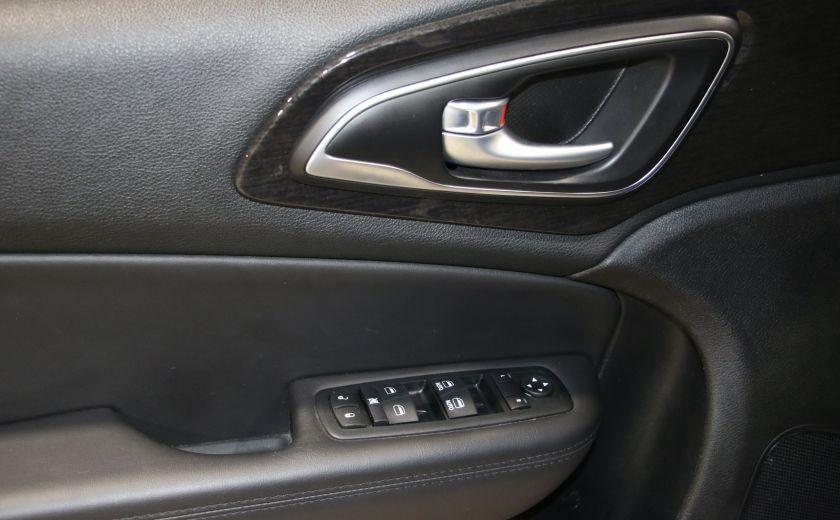 2016 Chrysler 200 C A/C CUIR TOIT PANO MAGS BLUETOOTH CAM.RECUL #10
