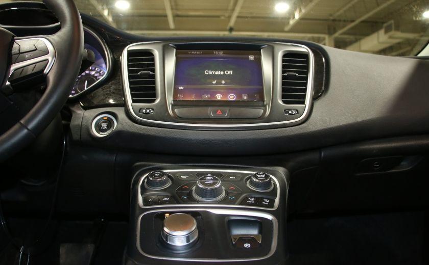 2016 Chrysler 200 C A/C CUIR TOIT PANO MAGS BLUETOOTH CAM.RECUL #16