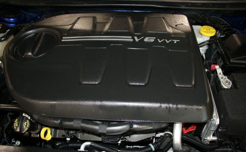 2016 Chrysler 200 C A/C CUIR TOIT PANO MAGS BLUETOOTH CAM.RECUL #28