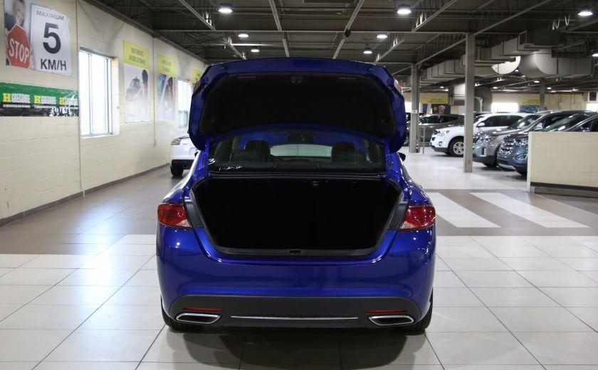 2016 Chrysler 200 C A/C CUIR TOIT PANO MAGS BLUETOOTH CAM.RECUL #30