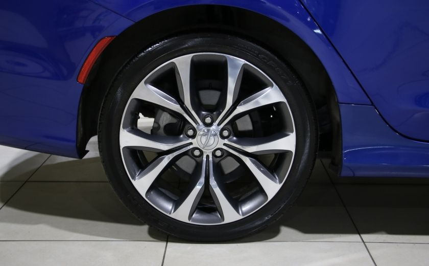 2016 Chrysler 200 C A/C CUIR TOIT PANO MAGS BLUETOOTH CAM.RECUL #33