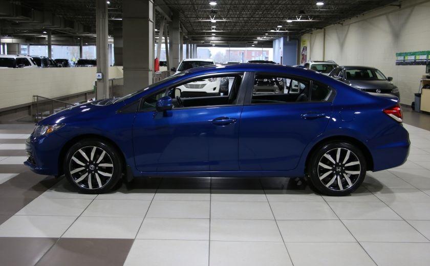 2013 Honda Civic Touring AUTO A/C CUIR TOIT MAGS BLUETOOTH #3