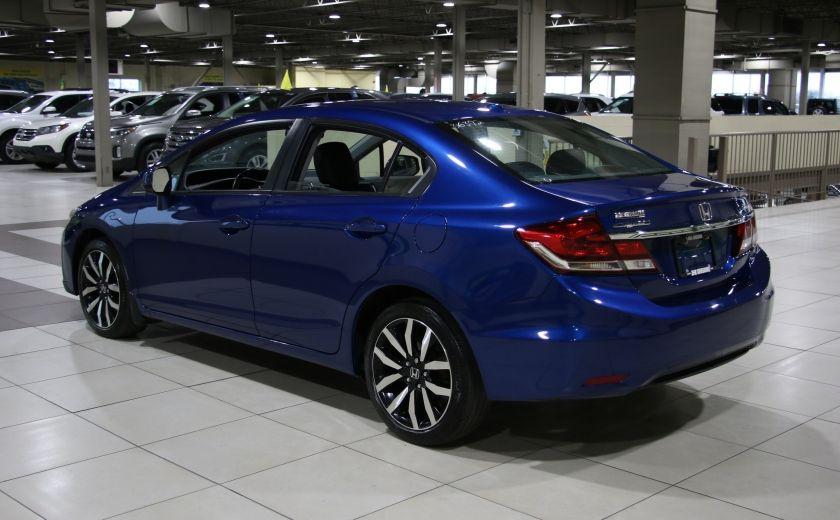 2013 Honda Civic Touring AUTO A/C CUIR TOIT MAGS BLUETOOTH #4