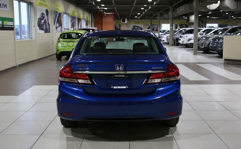 2013 Honda Civic Touring AUTO A/C CUIR TOIT MAGS BLUETOOTH #5