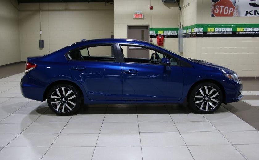2013 Honda Civic Touring AUTO A/C CUIR TOIT MAGS BLUETOOTH #7