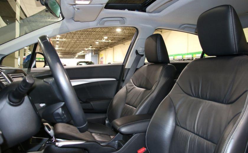 2013 Honda Civic Touring AUTO A/C CUIR TOIT MAGS BLUETOOTH #9