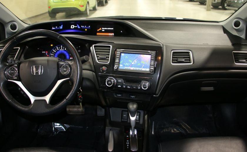 2013 Honda Civic Touring AUTO A/C CUIR TOIT MAGS BLUETOOTH #12