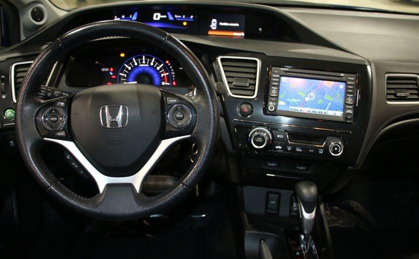 2013 Honda Civic Touring AUTO A/C CUIR TOIT MAGS BLUETOOTH #13