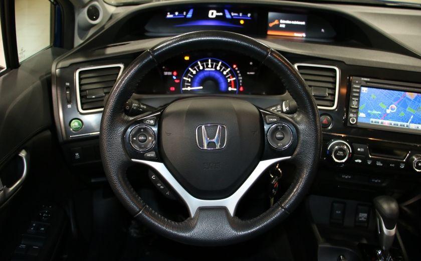 2013 Honda Civic Touring AUTO A/C CUIR TOIT MAGS BLUETOOTH #14