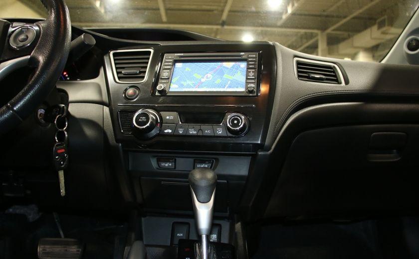 2013 Honda Civic Touring AUTO A/C CUIR TOIT MAGS BLUETOOTH #15