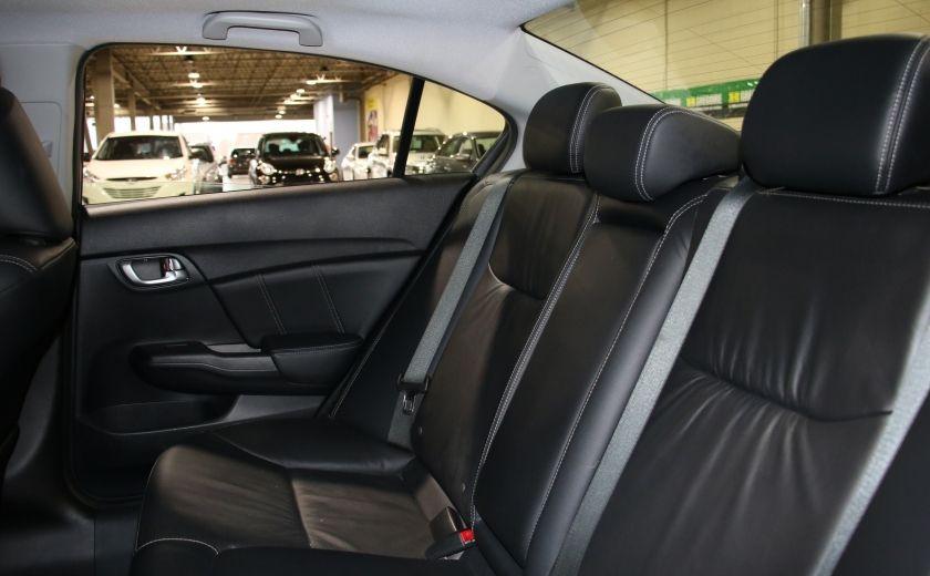 2013 Honda Civic Touring AUTO A/C CUIR TOIT MAGS BLUETOOTH #23