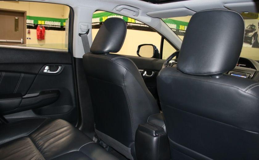 2013 Honda Civic Touring AUTO A/C CUIR TOIT MAGS BLUETOOTH #24