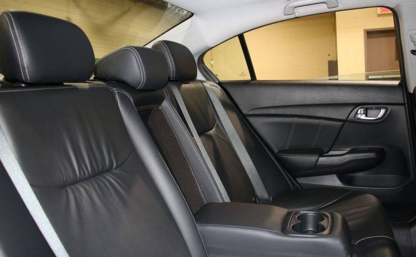 2013 Honda Civic Touring AUTO A/C CUIR TOIT MAGS BLUETOOTH #25