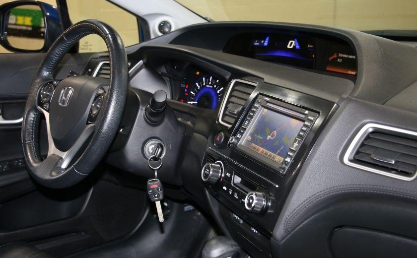 2013 Honda Civic Touring AUTO A/C CUIR TOIT MAGS BLUETOOTH #27