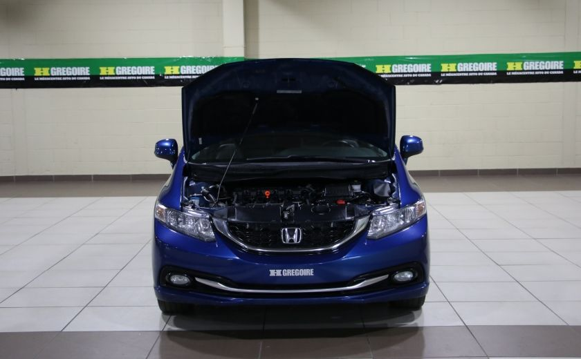 2013 Honda Civic Touring AUTO A/C CUIR TOIT MAGS BLUETOOTH #30