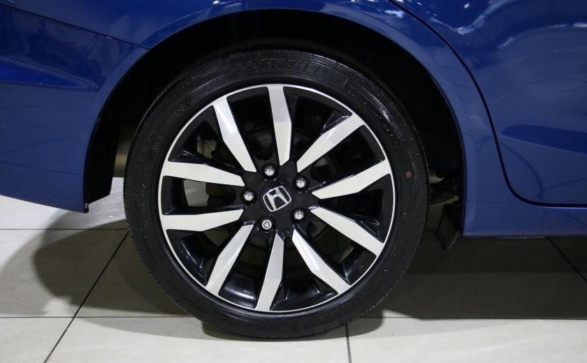 2013 Honda Civic Touring AUTO A/C CUIR TOIT MAGS BLUETOOTH #34
