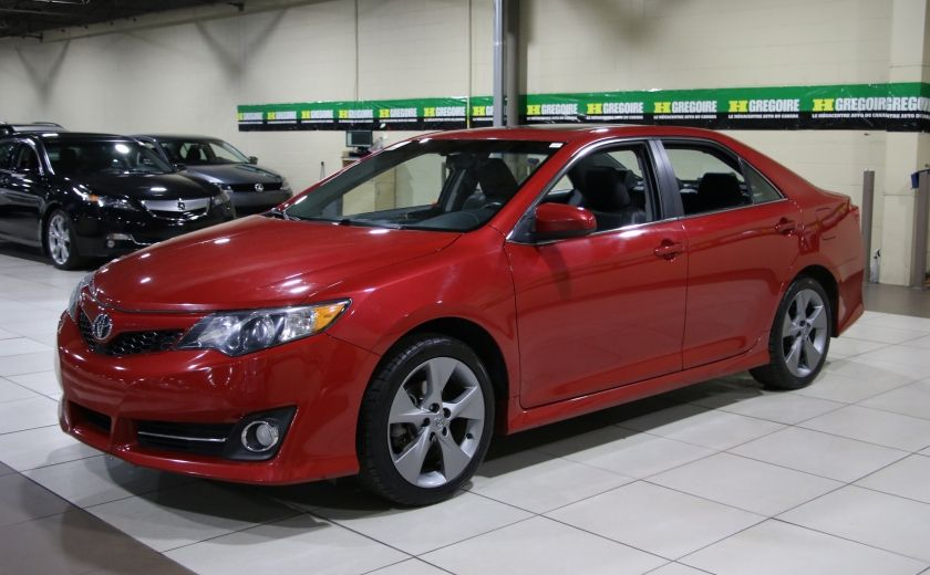 2012 Toyota Camry SE AUTO A/C TOIT MAGS BLUETOOTH #2