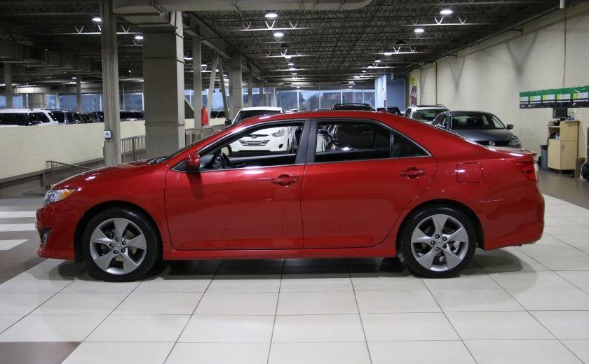 2012 Toyota Camry SE AUTO A/C TOIT MAGS BLUETOOTH #3