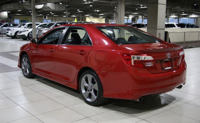 2012 Toyota Camry SE AUTO A/C TOIT MAGS BLUETOOTH #4