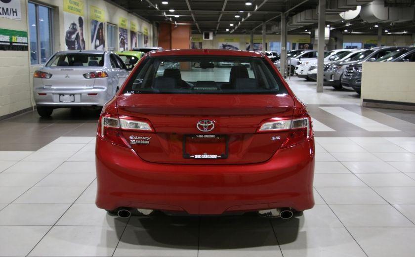 2012 Toyota Camry SE AUTO A/C TOIT MAGS BLUETOOTH #5