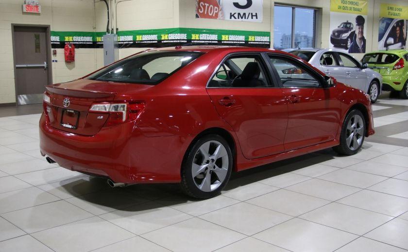 2012 Toyota Camry SE AUTO A/C TOIT MAGS BLUETOOTH #6