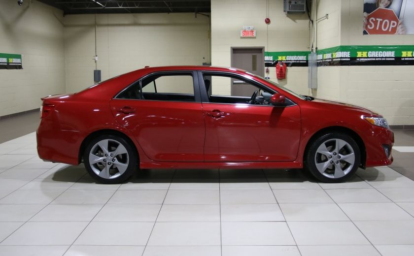 2012 Toyota Camry SE AUTO A/C TOIT MAGS BLUETOOTH #7