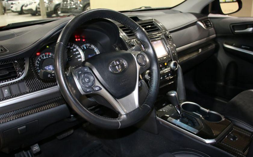 2012 Toyota Camry SE AUTO A/C TOIT MAGS BLUETOOTH #8
