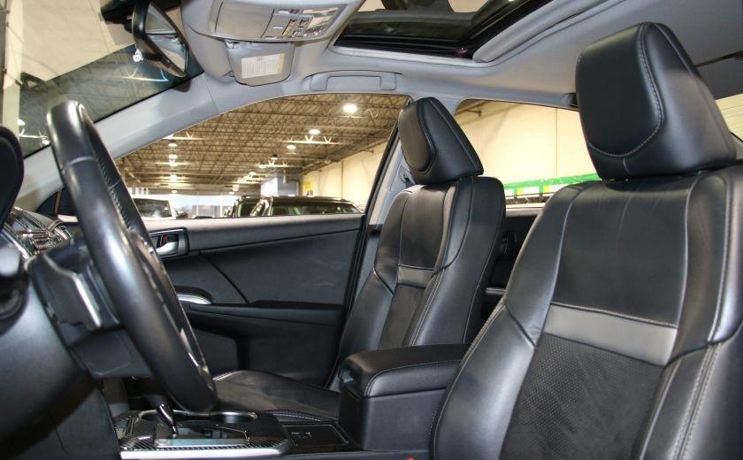 2012 Toyota Camry SE AUTO A/C TOIT MAGS BLUETOOTH #9