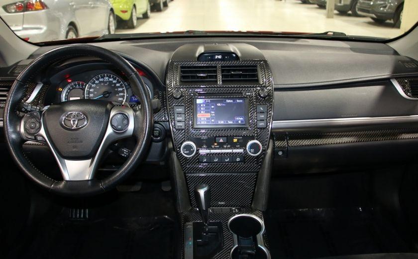 2012 Toyota Camry SE AUTO A/C TOIT MAGS BLUETOOTH #13