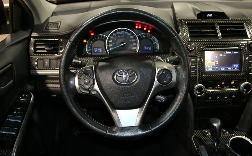 2012 Toyota Camry SE AUTO A/C TOIT MAGS BLUETOOTH #15