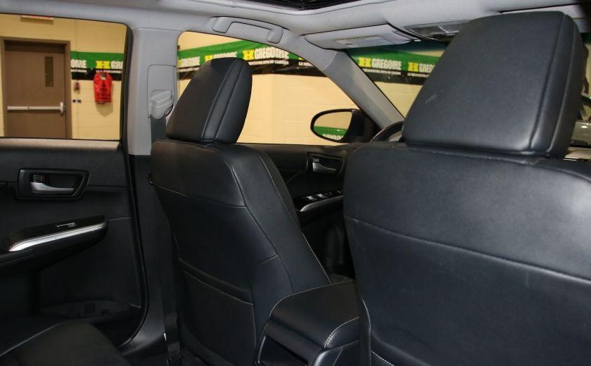 2012 Toyota Camry SE AUTO A/C TOIT MAGS BLUETOOTH #23