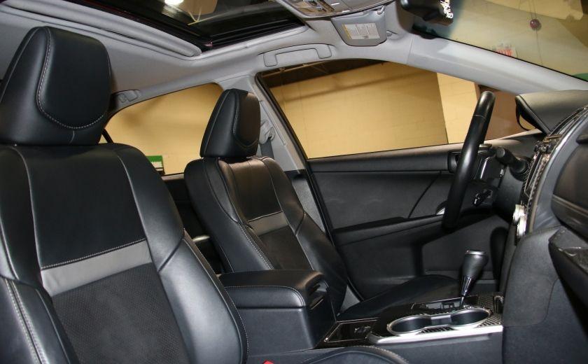 2012 Toyota Camry SE AUTO A/C TOIT MAGS BLUETOOTH #27