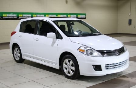 2012 Nissan Versa 1.8 SL AUTO A/C TOIT MAGS in Sherbrooke