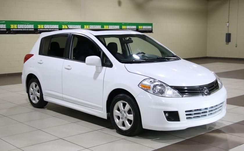 2012 Nissan Versa 1.8 SL AUTO A/C TOIT MAGS #0
