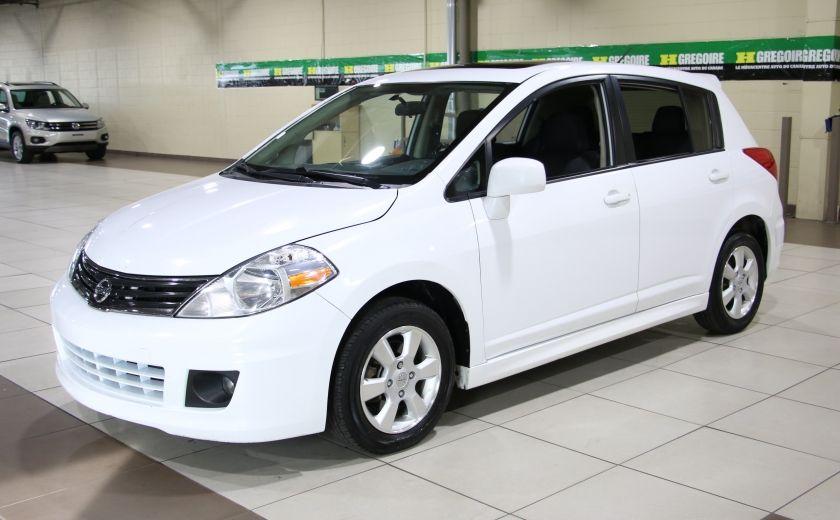 2012 Nissan Versa 1.8 SL AUTO A/C TOIT MAGS #2