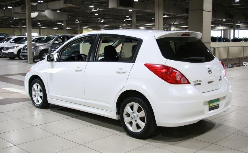 2012 Nissan Versa 1.8 SL AUTO A/C TOIT MAGS #4