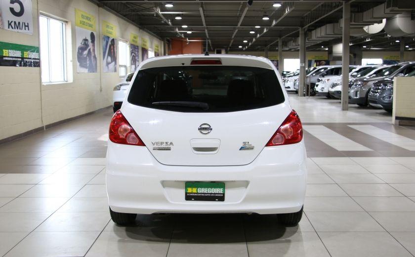 2012 Nissan Versa 1.8 SL AUTO A/C TOIT MAGS #5