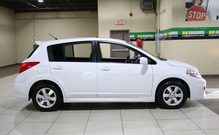 2012 Nissan Versa 1.8 SL AUTO A/C TOIT MAGS #7