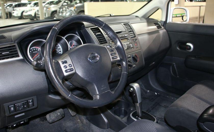 2012 Nissan Versa 1.8 SL AUTO A/C TOIT MAGS #8