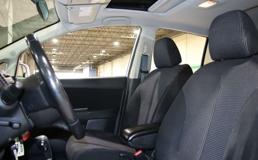 2012 Nissan Versa 1.8 SL AUTO A/C TOIT MAGS #9