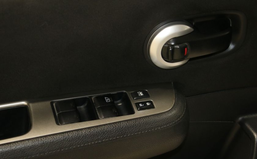 2012 Nissan Versa 1.8 SL AUTO A/C TOIT MAGS #10