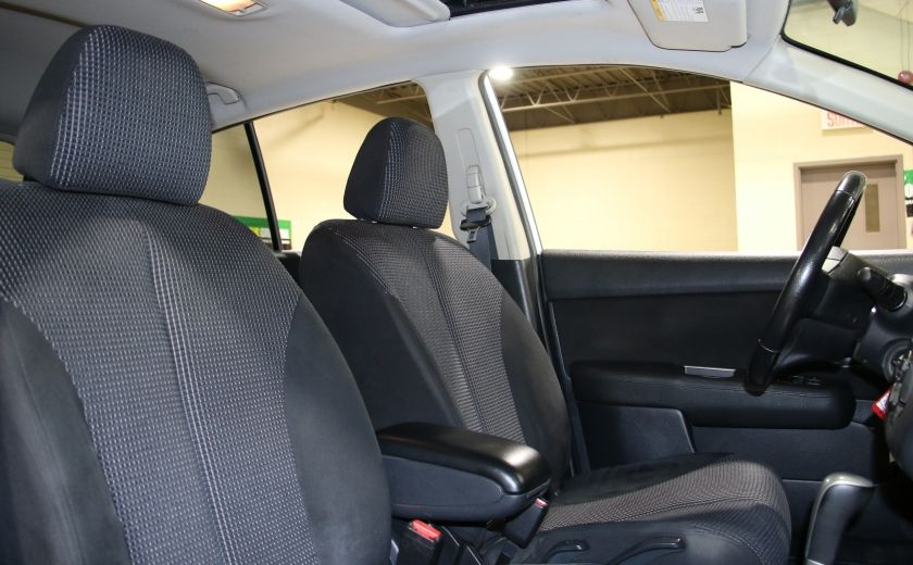 2012 Nissan Versa 1.8 SL AUTO A/C TOIT MAGS #22