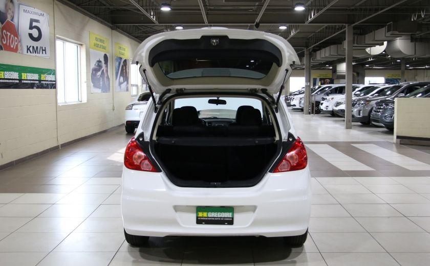 2012 Nissan Versa 1.8 SL AUTO A/C TOIT MAGS #25