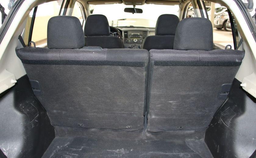 2012 Nissan Versa 1.8 SL AUTO A/C TOIT MAGS #26