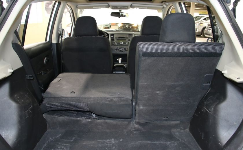 2012 Nissan Versa 1.8 SL AUTO A/C TOIT MAGS #27