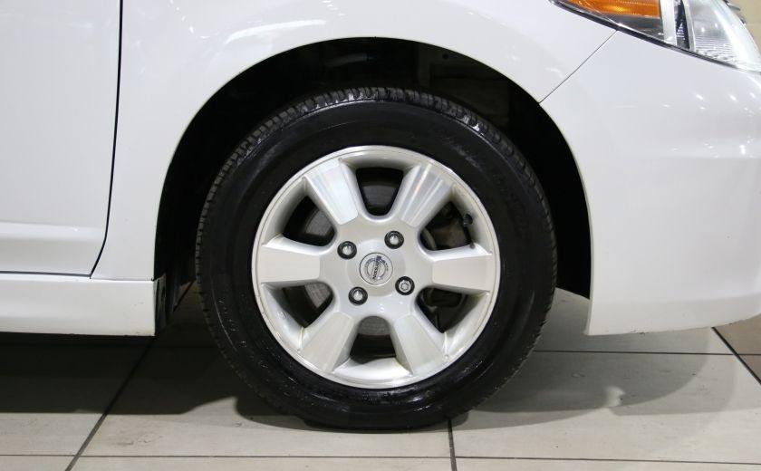 2012 Nissan Versa 1.8 SL AUTO A/C TOIT MAGS #28